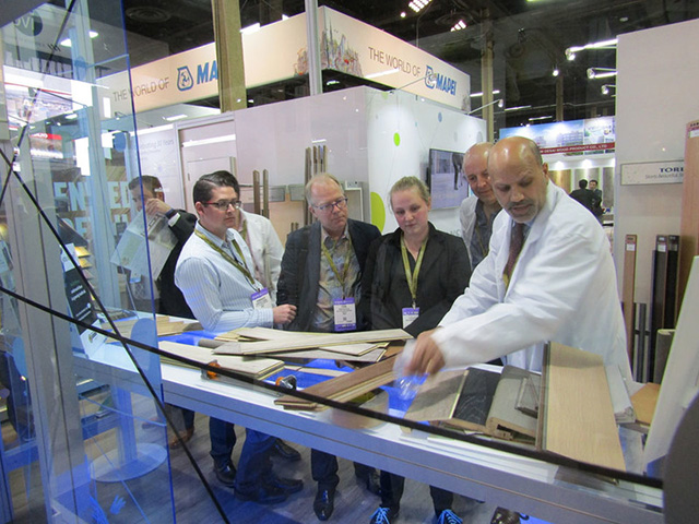 TORLYS demonstration at Surfaces